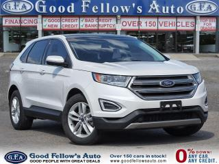 Used 2015 Ford Edge SEL MODEL, 4CYL 2.0L, NAVIGATION, REARVIEW CAMERA for sale in Toronto, ON