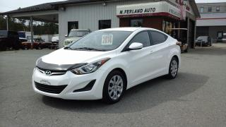 Used 2014 Hyundai Elantra Berline 4 portes, boîte automatique, GL for sale in Sherbrooke, QC