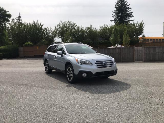 2015 Subaru Outback 2.5i w/Limited Pkg