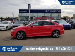 Used 2015 Audi A3 2.0T TECHNIK/AWD/BACK UP CAM/NAV for sale in Edmonton, AB