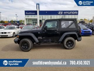 Used 2018 Jeep Wrangler JK SPORT/4WD/CRUISE CONTROL for sale in Edmonton, AB