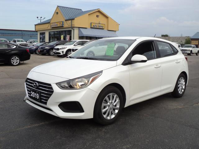 2019 Hyundai Accent Preferred SE 1.6L BackUpCam HeatedSeats