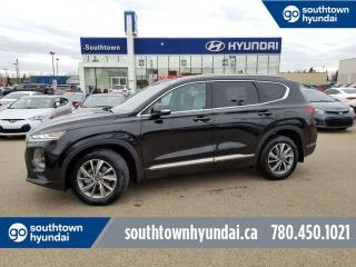 Used 2020 Hyundai Santa Fe Preferred AWD Sun and Leather PKG for sale in Edmonton, AB