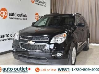 Used 2010 Chevrolet Equinox 2lt, 3.0L V6, Awd, Leather heated seats, Backup camera, Sunroof, Bluetooth for sale in Edmonton, AB