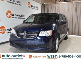 Used 2015 Dodge Grand Caravan Sxt, 3.6L V6, Fwd, Third row 7 passenger seating, Cloth seats, Backup camera, Bluetooth for sale in Edmonton, AB