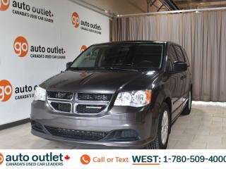 Used 2016 Dodge Grand Caravan Canada Value Package, 3.6L, V6, Fwd, Cloth seats, Third row seating for sale in Edmonton, AB