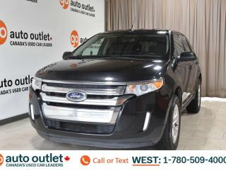 Used 2013 Ford Edge Sel, 3.5L V6, Awd, Cloth seats, Heated seats, Backup camera, Bluetooth for sale in Edmonton, AB