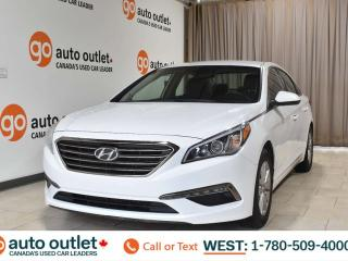 Used 2017 Hyundai Sonata Gl, 2.4L I4, Fwd, Heated cloth seats, Backup camera, Bluetooth for sale in Edmonton, AB