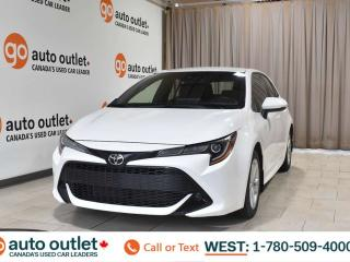 Used 2019 Toyota Corolla Hatchback 2.0L I4, Fwd, Hatchback, Cloth seats, Heated seats, Backup camera, Bluetooth for sale in Edmonton, AB