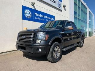 Used 2012 Ford F-150 FX4 4X4 for sale in Edmonton, AB