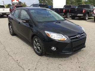 Used 2014 Ford Focus SE | Sedan | Heated Seats for sale in Harriston, ON
