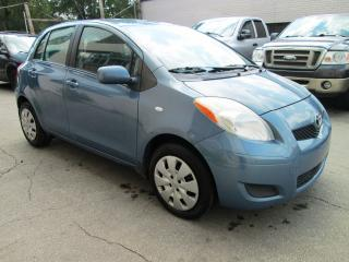 Used 2009 Toyota Yaris Hatchback 1.5L Low mileage| AC blows cold. for sale in Toronto, ON