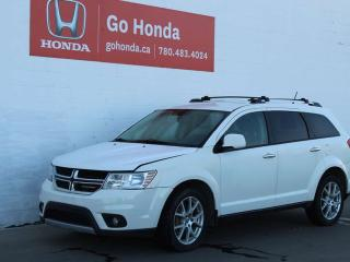 Used 2014 Dodge Journey R/T AWD for sale in Edmonton, AB