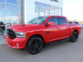 Used 2018 RAM 1500 NIGHT for sale in Peace River, AB