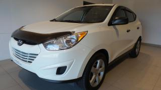 Used 2010 Hyundai Tucson 4 portes, traction avant, 4 cyl., boîte for sale in St-Raymond, QC