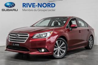 Used 2016 Subaru Legacy Limited EyeSight NAVI+CUIR+TOIT.OUVRANT for sale in Boisbriand, QC