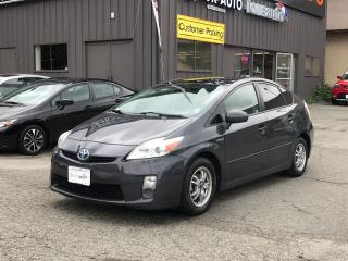 Used 2010 Toyota Prius for sale in Coquitlam, BC