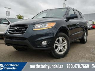 Used 2011 Hyundai Santa Fe GL HEATEDSEATS/BLUETOOTH/AC/CRUISE for sale in Edmonton, AB