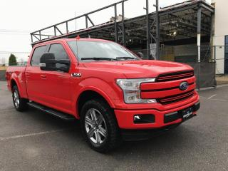 Used 2018 Ford F-150 Lariat 502A Toit ouvrant for sale in St-Eustache, QC