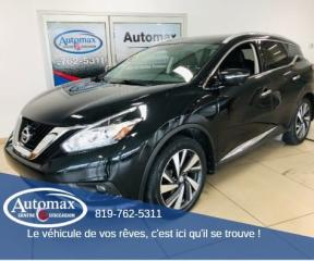 Used 2015 Nissan Murano Platinum for sale in Rouyn-Noranda, QC