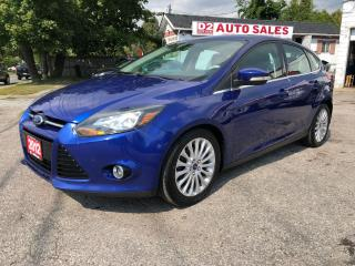 Used 2012 Ford Focus Titanium/1Owner/Automatic/ComesCertified/Bluetooth for sale in Scarborough, ON