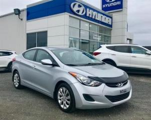 Used 2013 Hyundai Elantra 4 portes GL automatique for sale in Matane, QC