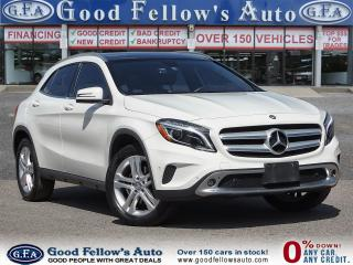 Used 2015 Mercedes-Benz GLA 250 4MATIC, LEATHER SEATS, PANORAMIC ROOF, NAVIGATION for sale in Toronto, ON