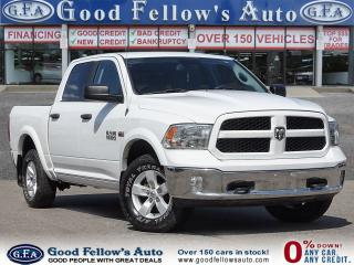 Used 2016 RAM 1500 OUTDOORSMAN, 8CYL 5.7 LITER HEMI, 4*4, CREWCAB for sale in Toronto, ON