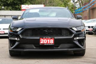 Used 2018 Ford Mustang EcoBoost Premium for sale in Brampton, ON