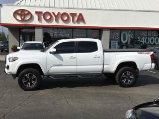 Used 2016 Toyota Tacoma TRD Sport for sale in Cambridge, ON