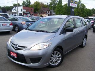 Used 2010 Mazda MAZDA5 GS,Certified,Key less,Alloys,Ontario Car for sale in Kitchener, ON