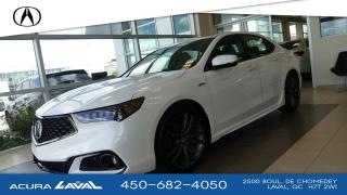 Used 2018 Acura TLX Elite A-Spec for sale in Laval, QC