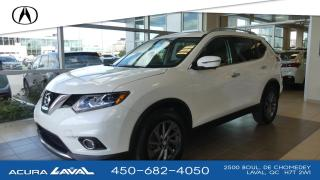 Used 2016 Nissan Rogue SL AWD for sale in Laval, QC