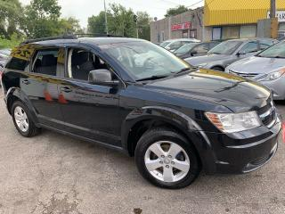 Used 2010 Dodge Journey AUTO/ 7 SEATER/ ALLOYS/ FOG LIGHTS/ ROOF RACK! for sale in Scarborough, ON