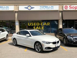 Used 2015 BMW 4 Series 428i xDrive, 1 OWNER for sale in Vaughan, ON