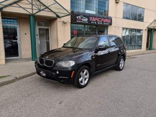 Used 2011 BMW X5 35i **NAVI**PANO ROOF**BACKUP CAM** for sale in North York, ON