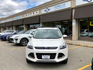 Used 2013 Ford Escape Titanium, AWD, Navi, Pano Roof for sale in Vaughan, ON