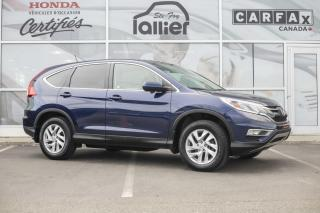Used 2015 Honda CR-V EX-L AWD ***GARANTIE 10 ANS/200 000 KM** for sale in Québec, QC