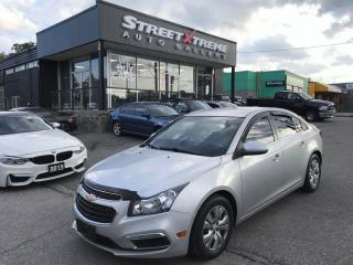 Used 2015 Chevrolet Cruze 1LT for sale in Markham, ON