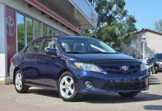 Used 2012 Toyota Corolla LE TOIT, MAGS, SIÈGES CHAUFFANT for sale in Pointe-Claire, QC