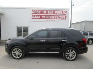 Used 2016 Ford Explorer LIMITED for sale in Toronto, ON