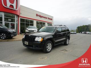 Used 2010 Jeep Grand Cherokee North - 4x4 Laredo Edition for sale in Bridgewater, NS