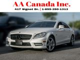 Photo of White 2012 Mercedes-Benz CLS-Class