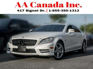 Used 2012 Mercedes-Benz CLS-Class CLS 550 for sale in Toronto, ON
