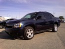 Used 2007 Chevrolet Avalanche Sport Utility Pickup 4D for sale in Winnipeg, MB