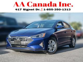 Used 2019 Hyundai Elantra Preferred |SUNROOF|PUSHSTART| for sale in Toronto, ON
