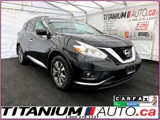 Used 2017 Nissan Murano SV+AWD+GPS+360 Camera+Blind Spot+Pano Roof+Apple P for sale in London, ON