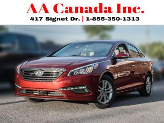 Used 2015 Hyundai Sonata 2.4L GLS |LEATHER|PUSHSTART| for sale in Toronto, ON