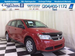 Used 2016 Dodge Journey * CANADIAN VALUE PACKAGE * 17 WHEELS * REMOTE ENTRY * for sale in Portage la Prairie, MB