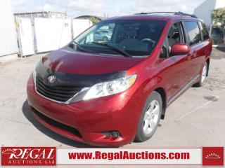 Used 2014 Toyota Sienna LE 4D Wagon 8 Pass FWD 3.5L for sale in Calgary, AB